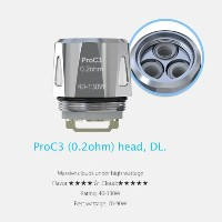 Joyetech ProC Series Heads ProCore Aries 用交換コイル (ProC3 0.2Ω)