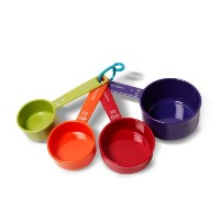 Farberware Color Measuring Cups (Assorted Colors, Set of 4) by Farberware