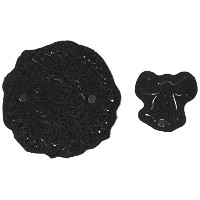 Sizzix Movers & Shapers Magnetic Die Set 2PK - Mini Wreath & Bow by Tim Holtz by Sizzix