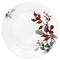 Corelle Boutique Kyoto Leaves Round 8.5 Lunch Plate (Set of 4) by Corelle Coordinates