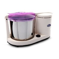 Ultra Dura+ Table Top 1.25L Wet Grinder with Atta Kneader, 110-volt by Gandhi - Appliances [並行輸入品]