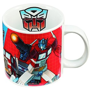 Transformers 20 Oz. Ceramic Mug by Vandor