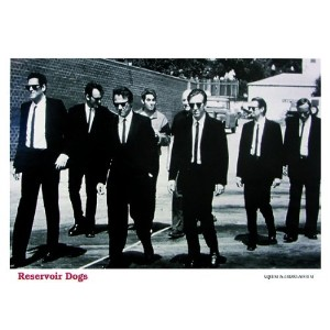 "Reservoir Dogsポスター36 "" x24 "" )"