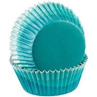 Wilton Ombre Standard Baking Cups, 36-Pack, Blue by Wilton