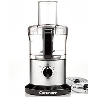 Cuisinart DLC-6FR 8 Cup Food Processor, Stainless Steel (Certified Refurbished) [並行輸入品]