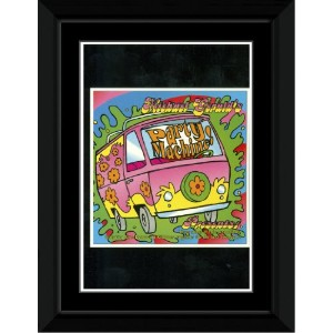 Kozik - Party Machine Framed Mini Poster - 14.4x9.2cm