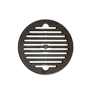 SolidTeknics AUSfonte Tough Love Small 18cm (7.08) Pan Grill-it Insert by SolidTeknics