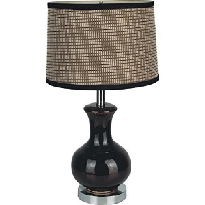 Milton Greens Stars Seymour Traditional Table Lamp, 24-Inch by Milton Greens Stars