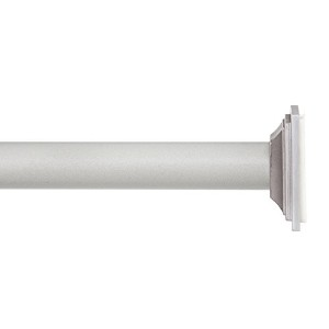 Eclipse Room Darkening Tension Window Curtain Rod, 28 to 48-Inch, Brushed Nickel by Eclipse Curtains