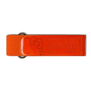 HELLO KITTY BV LUGGAGE BELT (Orange)