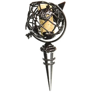 Epic Products Cork Cage Corks of The World Bottle Stopper, 5.25-Inch [並行輸入品]