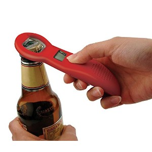 Barbuzzo Beer Tracker, Red [並行輸入品]