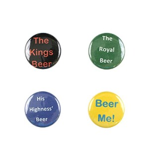 Il Bere Wine and Drink Charms Mens Collection, The Royal Beer [並行輸入品]