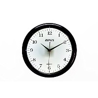 Maple's Clock White LED Plastic Wall Clock, 14-Inch [並行輸入品]