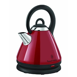 Russell Hobbs KE9000R Electric Kettle, Red [並行輸入品]