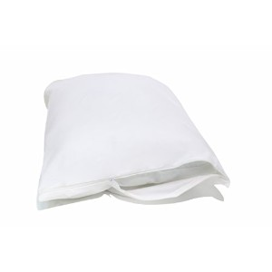 Allersoft Cotton Pillow Encase, Dust Mite & Allergy Control, King Pillow Cover Only by Allersoft