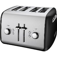 KitchenAid KMT4115OB 4-Slice Toaster with Manual High-Lift Lever by KitchenAid [並行輸入品]