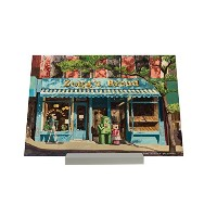Picture Frame Fun Rative Market stall Composite Plate