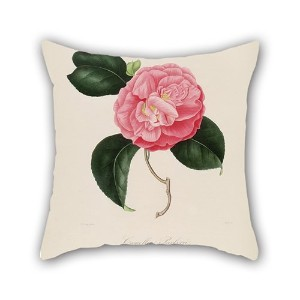 Bestdecorhouse 16 X 16 Inches / 40 By 40 Cm Flower Pillow Shams,twin Sides Is Fit For Relatives...
