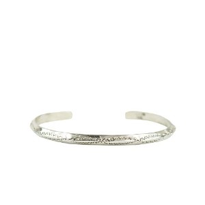 INDIAN JEWELRY NAVAJO Narrow Bangle シルバーナローバングル 1