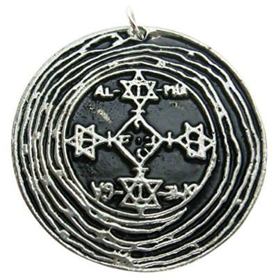 King Solomon Magical Talisman - Seal of Solomon