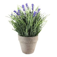 Zhhlinyuan Artificial Indoor Plants with Pots for Home Decoration