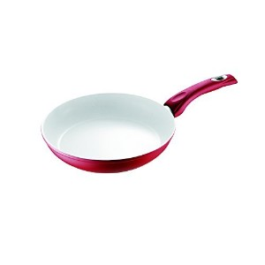 Bialetti Aeternum Red 7194 Saute Pan, 12-inch by Bialetti