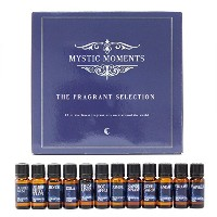 Mystic Moments | The Fragrant Selection | 12 Finest Fragrant Oils