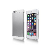 iPhone 6s Plus iPhone 6 Plus (ホワイト) ケース ハード【INO METAL BR2 iPhone 6s Plus / 6Plus CASE 】iPhone 6s...