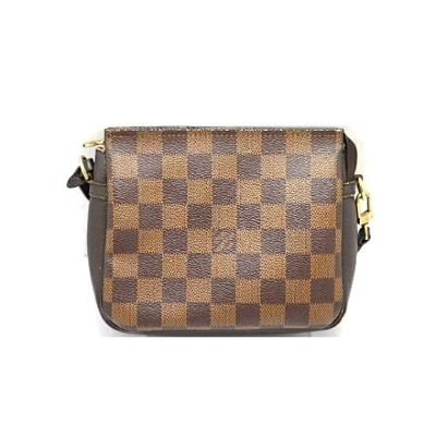 LOUIS VUITTON ルイヴィトン ポーチ トゥルース・メイクアップ ダミエ N51982 【430】【中古】【大黒屋】