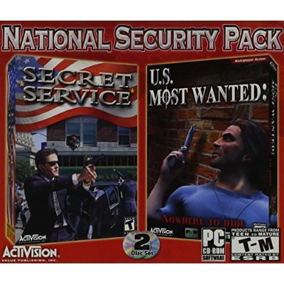 Secret Service and U.S. Most Wanted (Jewel Case) (輸入版)