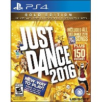 Just Dance 2016 Gold Edition