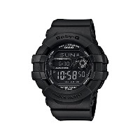 カシオ Casio Women's ウィメンズ レディース 女性用 BGD140-1ACR Baby-G Shock Resistant Multi-Function Digital Watch ...