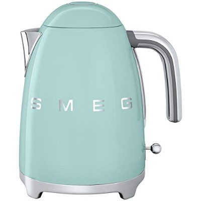 Smeg 1.7-Liter Kettle-Pastel Green by Smeg