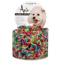 Aria DT1105 40 Aria Celebration Barrette Canister 40 Pcs