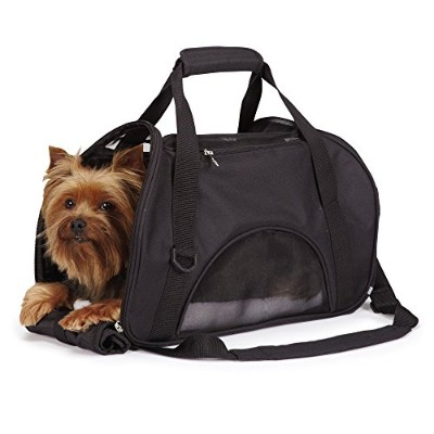 East Side Collection On-the-Go Pet Carriers - Practical and Fashionable Carriers for Small Dogs and...