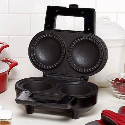 Wolfgang Puck Pie Maker Black by Wolfgang Puck