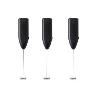 Ikea Frother Milk Electric Black by Ikea