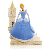 Disney 65th Anniversary Cinderella - The Clock Strikes Twelve! Ornament 2015 Hallmark by Hallmark ...