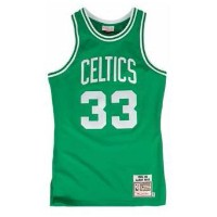 MITCHELL & NESS NBA AUTHENTIC COLLECTION JERSEY メンズ Boston Celtics | Bird, Larry | Green | 1985 -...