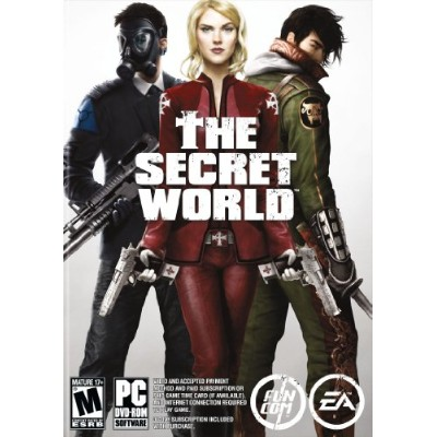 The Secret World (輸入版)