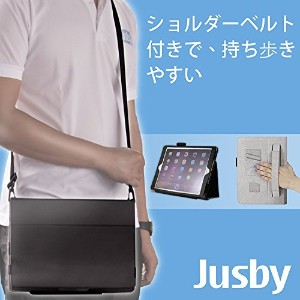JUSBY ACTIPRO Surface Pro3 / Pro4 ケース ショルダーストラップ付き タブレット保護ケース (MICROSOFT Surface Pro 4 / Surface...