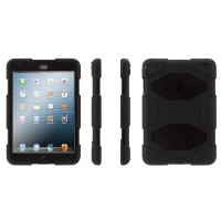 Griffin Technology Survivor for iPad mini - ブラック・ブラック GB35918-2