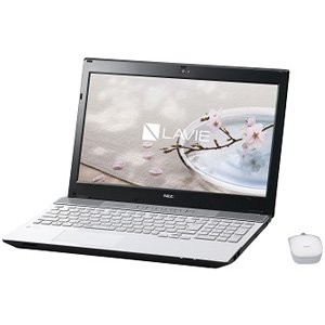NEC 15.6型 ノートパソコン 【Joshin オリジナル】LAVIE Note Standard NS760/GAW-J(Office Home&Business Premium プラス...