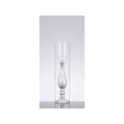 "[DULTON]ダルトン GLASS CANDLE HOLDER ""ART DECO"" S85443"