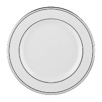 Lenox Federal Platinum Bone China Butter Plate by Lenox