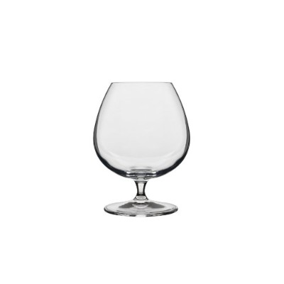 Luigi Bormioli Crescendo 15-1/2-Ounce Brandy Snifter, Set of 4 by Luigi Bormioli