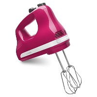 KitchenAid 5-speed Ultra Power Hand Mixer 1 ピンク 594534-KHM512CB