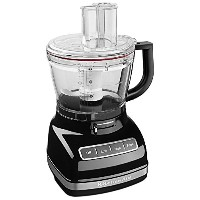 KitchenAid KFP1466OB 14-Cup Food Processor with Exact Slice System and Dicing Kit - Onyx Black by...