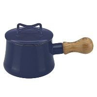 Dansk Mini Saucepan with Lid - Blue by Dansk